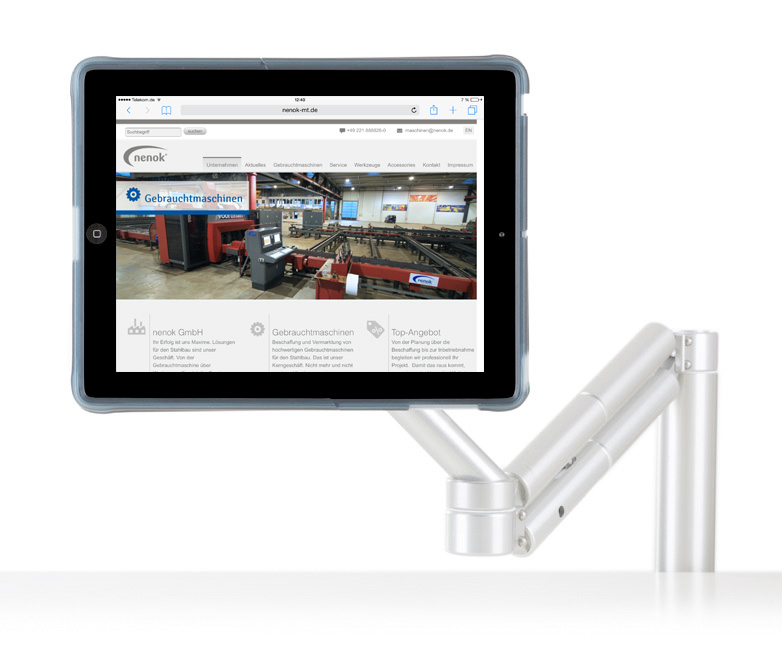 Webdesign nenok MT GmbH