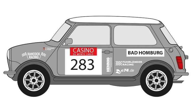 Mini Cooper S 1967