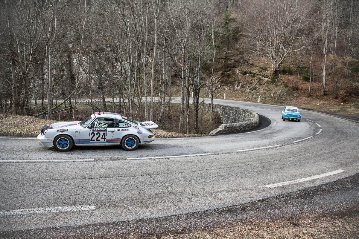 Rallye Monte Carlo Historique 2016
