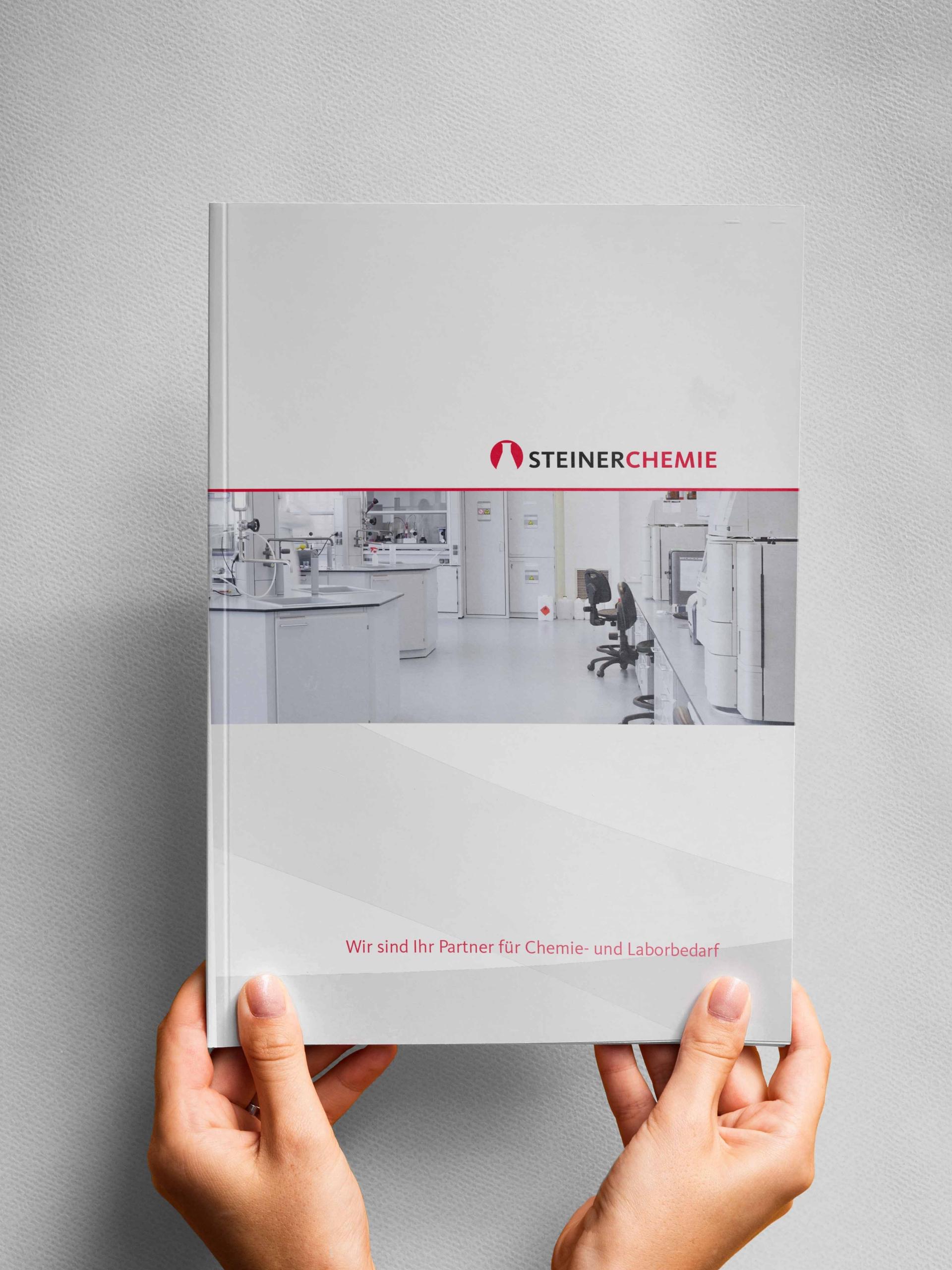Cover Imageprospekt Steiner Chemie